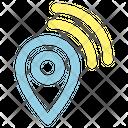 Share Location Icon