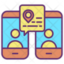 Mshare Location Map User Share Location Online Share Location Icon