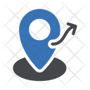 Share Location Map Navigation Icon