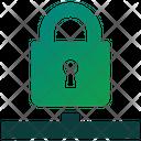 Share Lock Icon