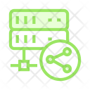 Share Datacenter Database Icon