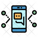 Share Message Icon