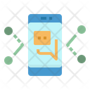 Share Message Mobile Feed Icon