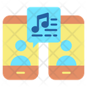Ishare Music Mobile Share Music Share Song Icon