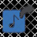Share Music Forward Music Music Icon
