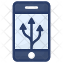 Mobile Network Network Connectivity Share Network Icon