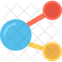 Share Network Share Sign Social Blog Icon