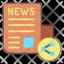 Share News Icon