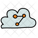 Share Cloud Computing Icon