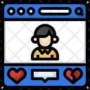 Share Post Picture Profile Icon