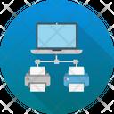 Share Printer Icon