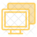 Share Screen Technology Icon