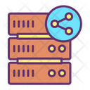 Iserver Share Share Server Share Database Icon