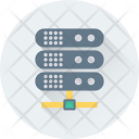 Server Share Data Icon