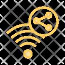 Share Signal Icon