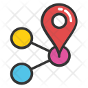 Share Site Map Icon