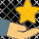 Share Star Icon