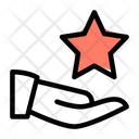 Share Star Icon