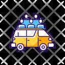 Share Taxi Service Icon