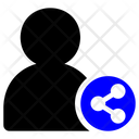 Network People Admin Icon