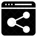 Share Webpage Icon