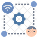 Share Wifi Network Icon