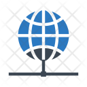 World Share Network Icon