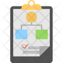 Shared Data Advertising Document Icon