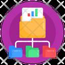 Shared Folder Shared Data Folder Shared File Icon