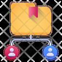 Shared Data Folder Icon