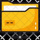 Folder File Data Folder Icon