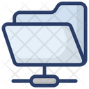 Shared Directory Network Folder Shared Files Icon