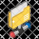Shared Drive Shared Folder Network Folder Icon