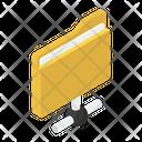 Shared Folder Folder File Icon