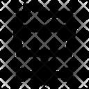 Data Share Shared Folder Folder Network Icon