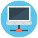 Computer Server Data Processing Server Network Icon
