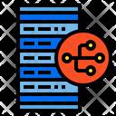 Shared Internet Digital Icon