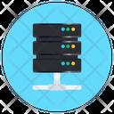 Shared Server Datacenter Dataserver Icon