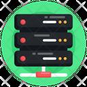 Shared Dataserver Shared Server Datacenter Icon