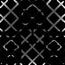 Shared Storage Icon