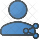 User Info Action Icon