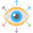 Shared Vision Sharing Icon