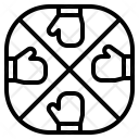 Cooperation Shareholder Company Icon