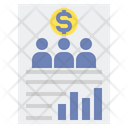 Shareholders Equity Statement Icon