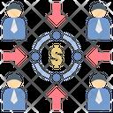 Sharing Economy Gig Icon