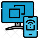 Sharing Screen Connect Icon
