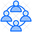 Sharing Connection User Icon