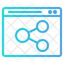 Sharing Network Connection Icon