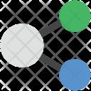 Sharing Connectivity Internet Icon