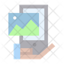 Sharing Content Icon